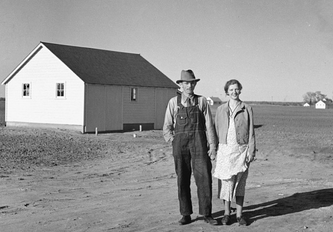 Image result for old farmer couple